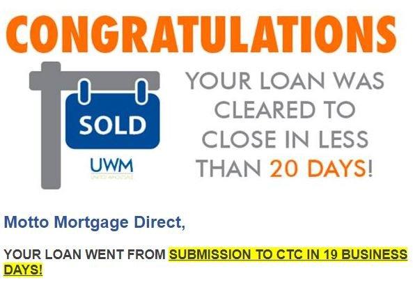 Motto Mortgage Direct