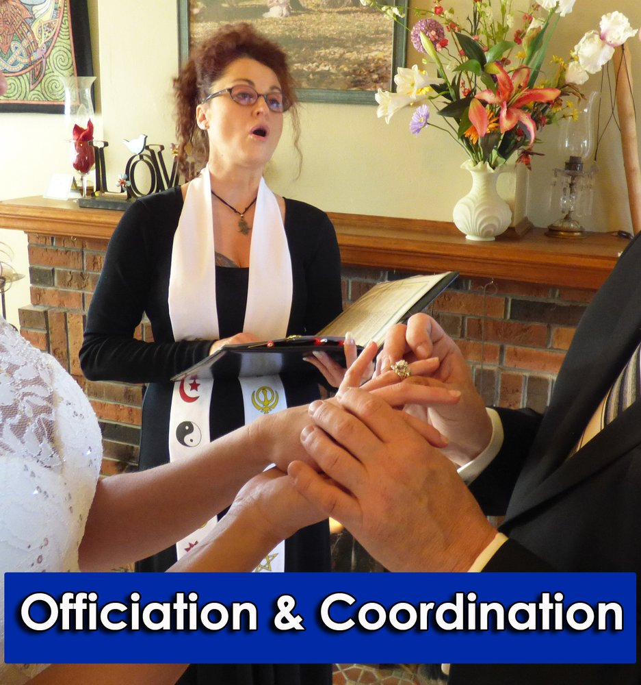 IL Wedding Officiant