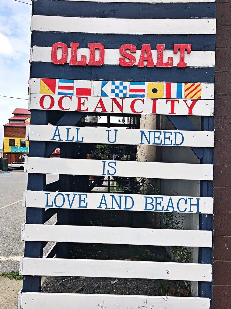 Old Salt Resort Wear