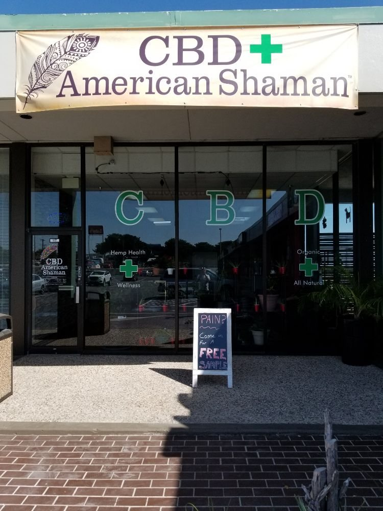 CBD American Shaman San Antonio: 4535 Fredericksburg Rd, San Antonio, TX