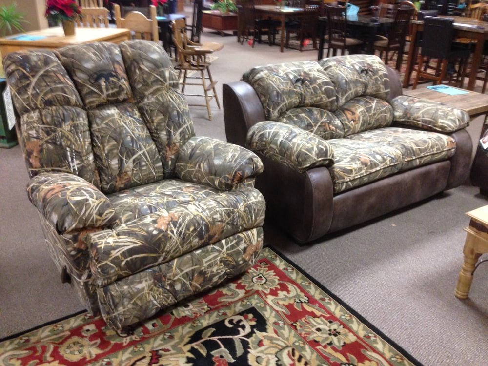 Classic Home Furniture / Classic Oak u0026 More - 44 Photos - Furniture Stores - 773 Goodman Rd E Southaven Southaven MS - Phone Number - Yelp : duck commander recliner - islam-shia.org