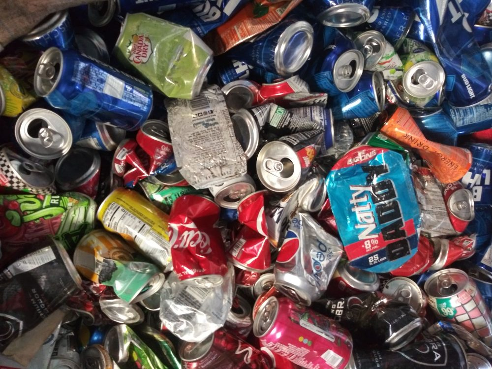 Plaza Alta Recycling: 9246 Jamacha Rd, Spring Valley, CA