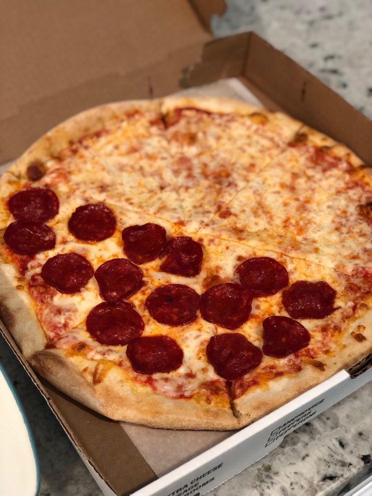 Carnegie NY Style Pizza Ashburn