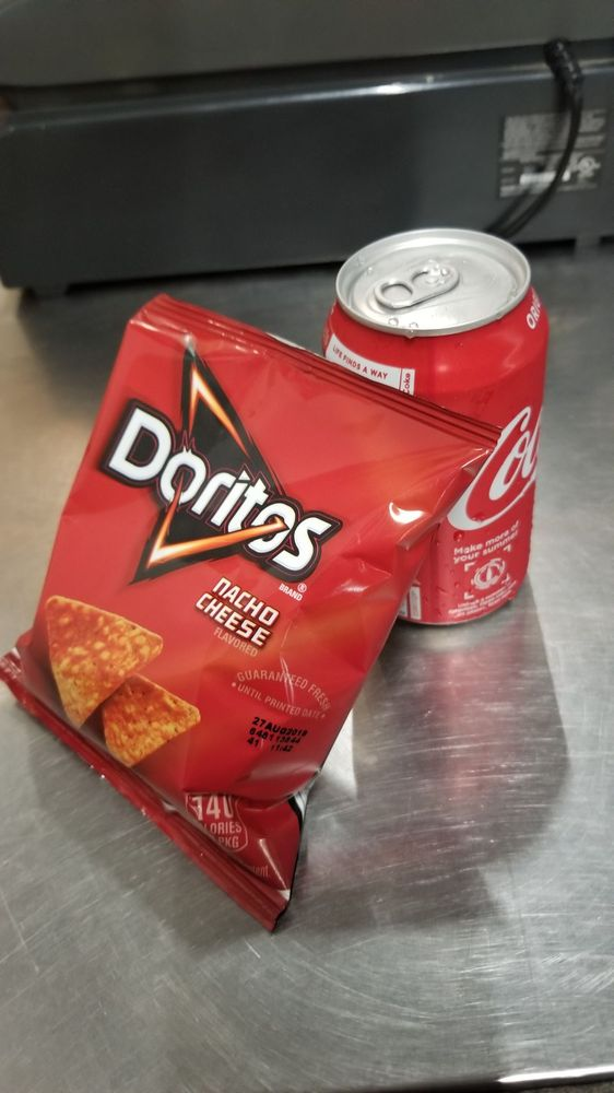 Dont Forget A Bag Of Chips And Your Favorite Soda Yelp