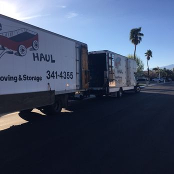 Photo Of Wee Haul Moving U0026 Storage   Palm Desert, CA, United States