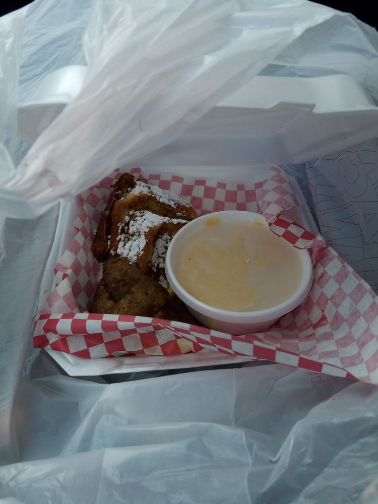 Ga Breakfast BBQ 2Go & More: 4086 Jimmie Dyess Pkwy, Augusta, GA