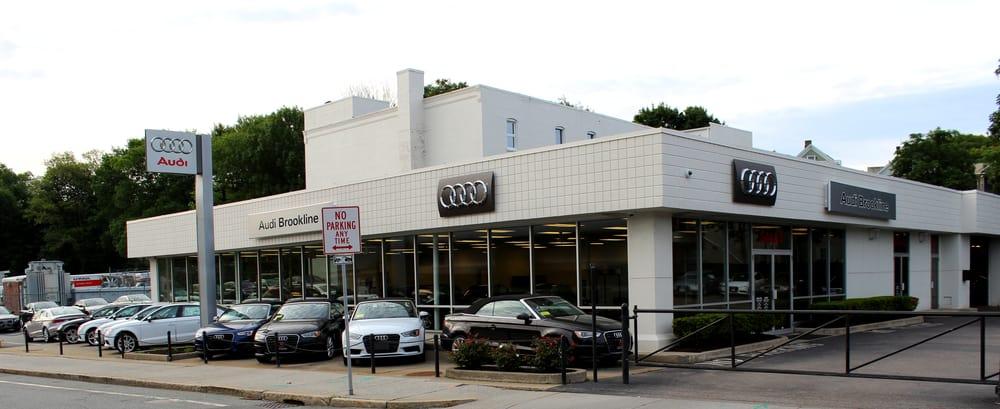 Audi Brookline A Herb Chambers Company 20 Foto E 144