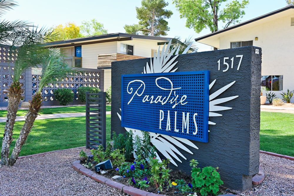 Paradise Palms Apartments
