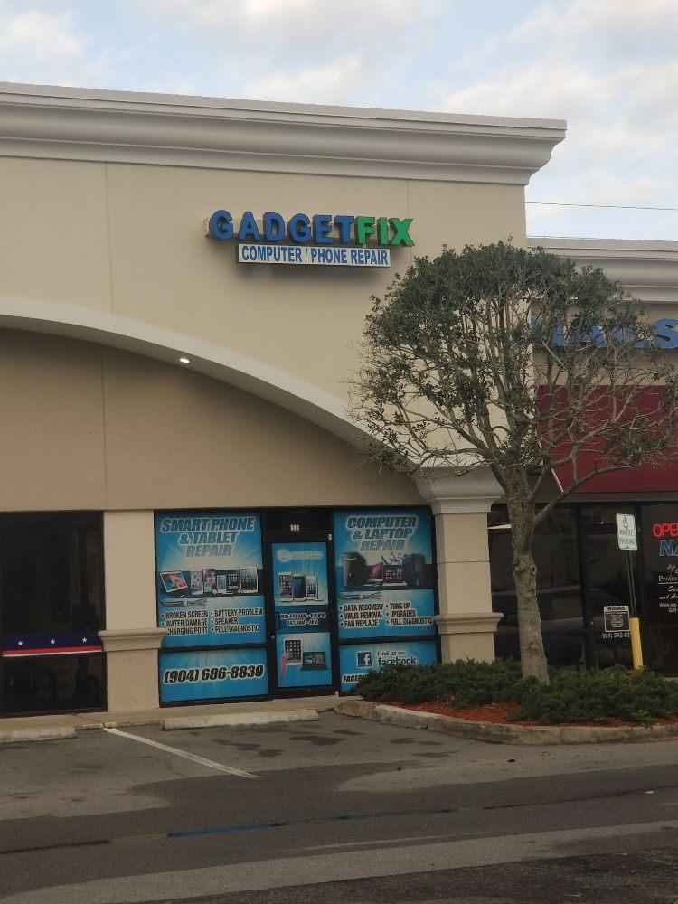 GadgetFix Computer and Phone Repair: 323 9th Ave N, Jacksonville Beach, FL