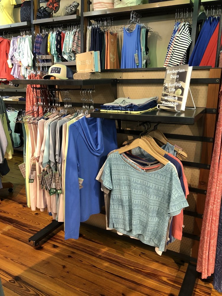 Half-Moon Outfitters: 425 Coleman Blvd, Mount Pleasant, SC