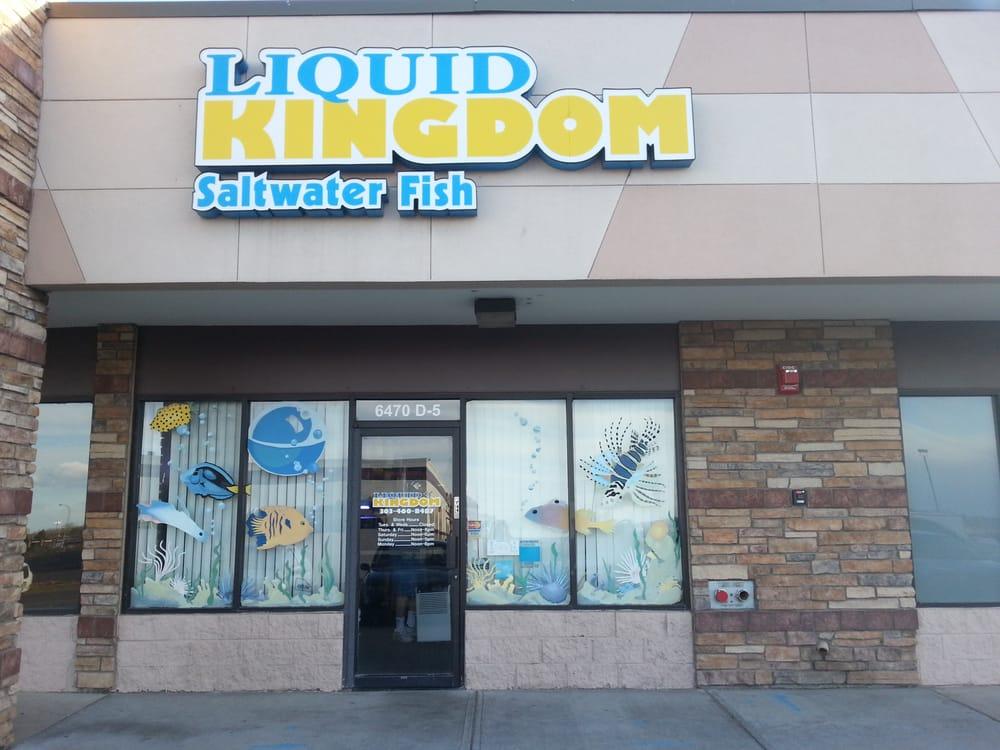 Liquid Kingdom: 6470 W 120th Ave, Broomfield, CO