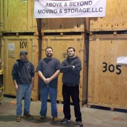 Photo Of Above Beyond Moving Storage Peterborough Nh United States
