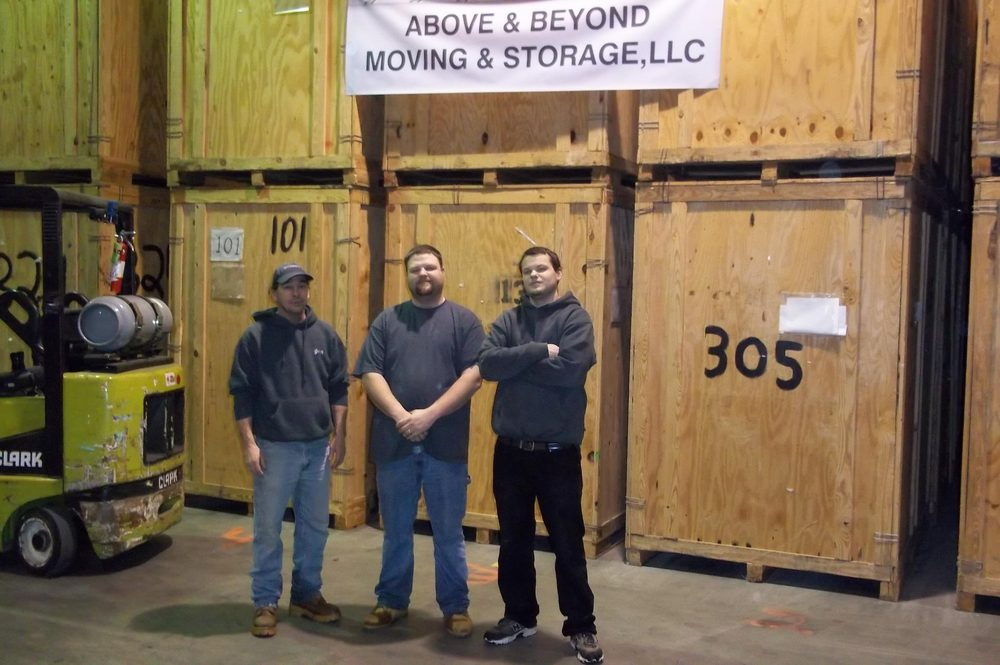 Above & Beyond Moving & Storage: 9 Vose Farm Rd, Peterborough, NH