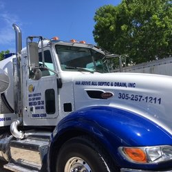 Aaa Above All Septic Amp Drain Inc Septic Services