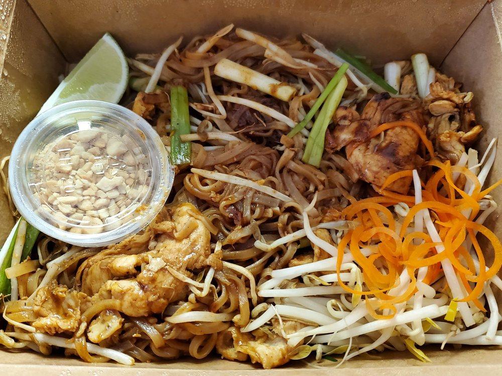Kin Sen Asian Noodle Bar: 365 W 400th S, Salt Lake City, UT