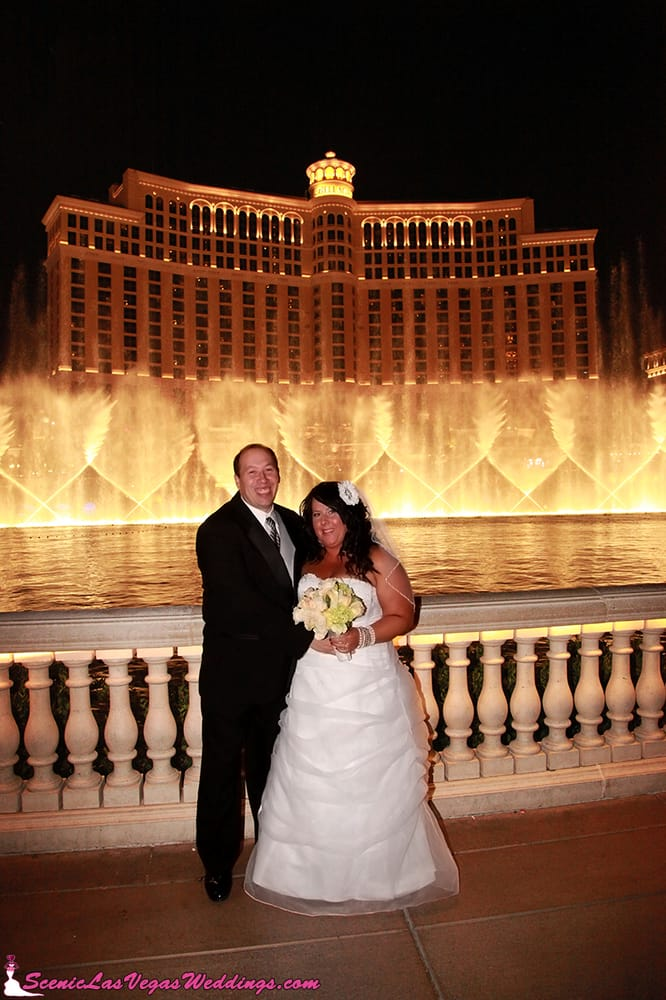Wedding Photography Packages Las Vegas: Wedding Photography At Bellagio Fountain Show