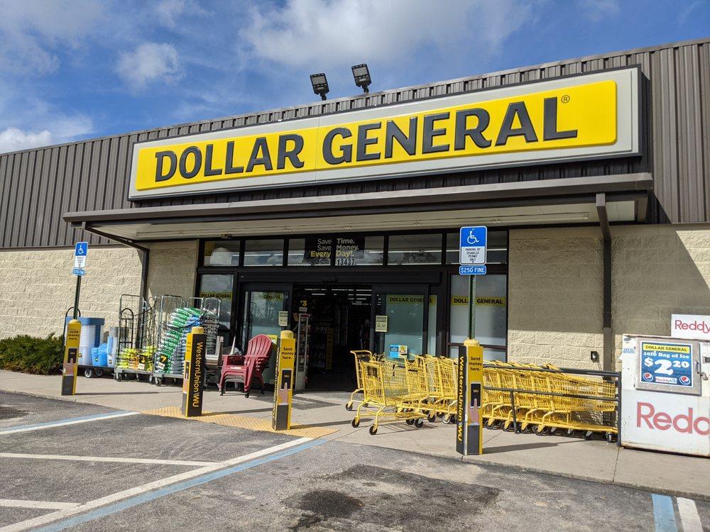 Dollar General: 13437 State Hwy 167, Fountain, FL