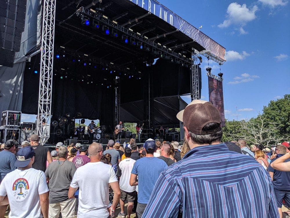 Hinterland Music Festival: 3357 St Charles Rd, Saint Charles, IA
