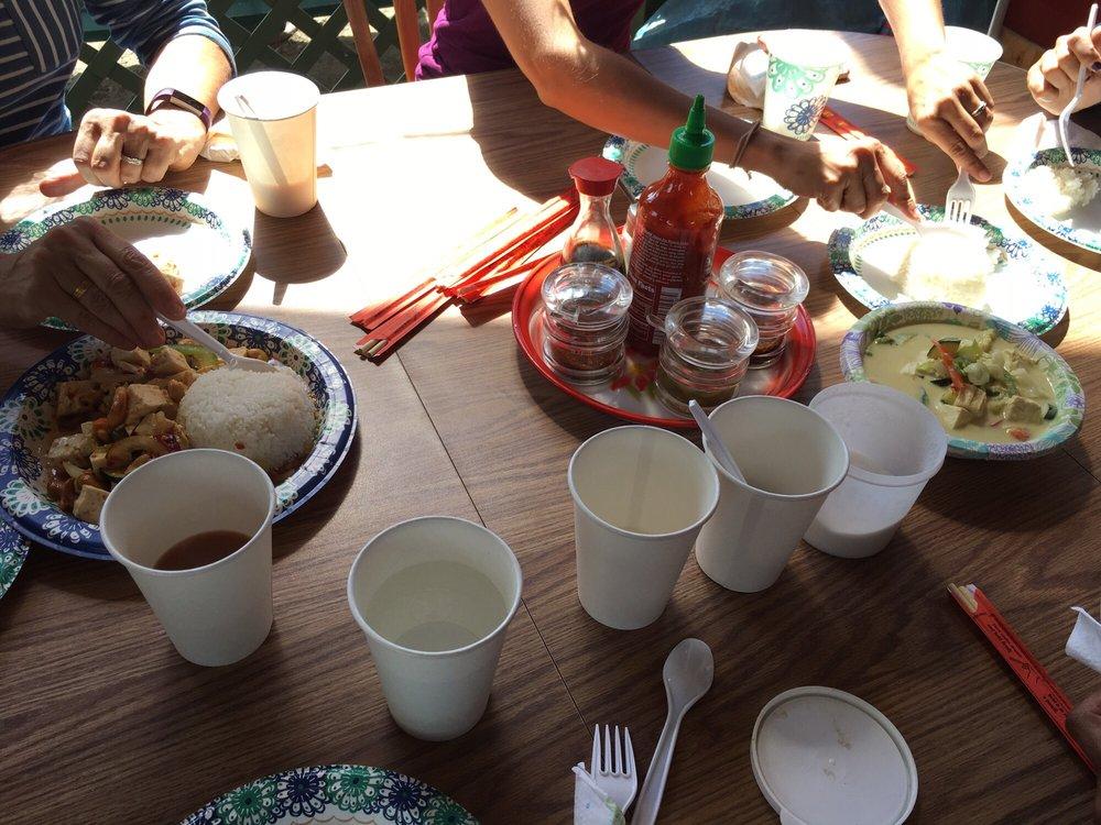 Payo's Thai Kitchen And Cabins: 37974 Talkeetna Spur Rd, Talkeetna, AK