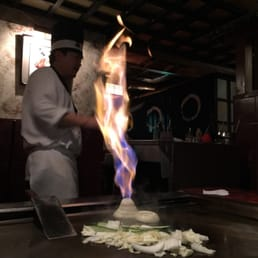 Mt. Fuji Restaurants - Hasbrouck Heights, NJ, United States. Awesome Service by Mr.Ichiro san