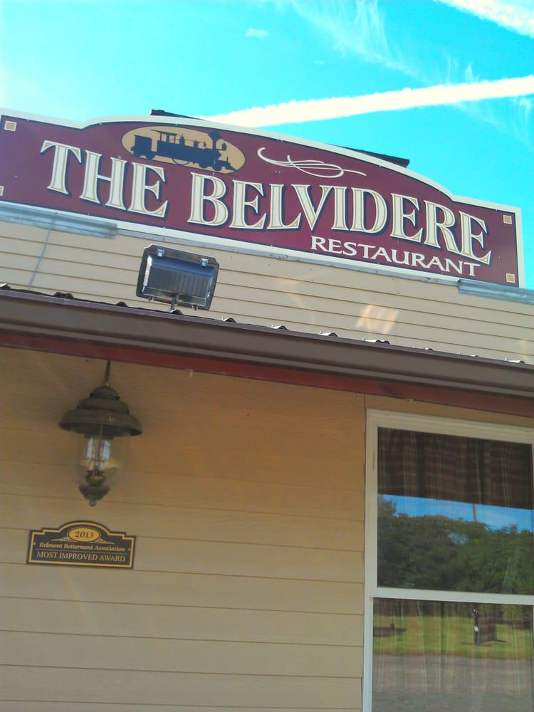 Belvidere Restaurant: 5855 Old State Rt 19, Belmont, NY