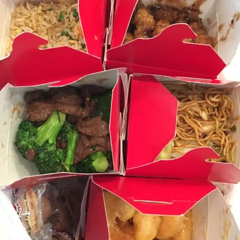 Mar 25, · My girlfriend and I always get Panda Express when I visit, since there is none where I live. A group of 4 of us were eating, so we got the