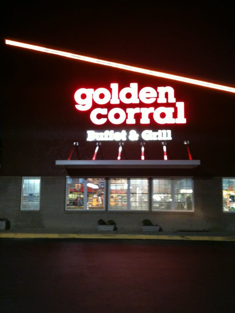 Golden Corral Restaurant Buffets 1070 E Dixie Dr