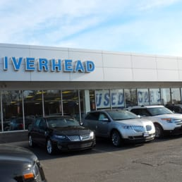 Riverhead Ford Lincoln Car Dealers 1419 Old Country Rd