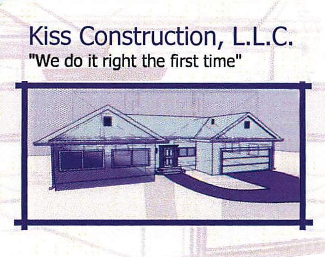 Kiss Construction, LLC: 533 19th St SE, Mason City, IA