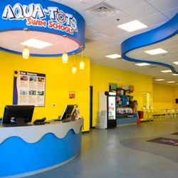 Photo Of Aqua Tots Swim Schools Raleigh