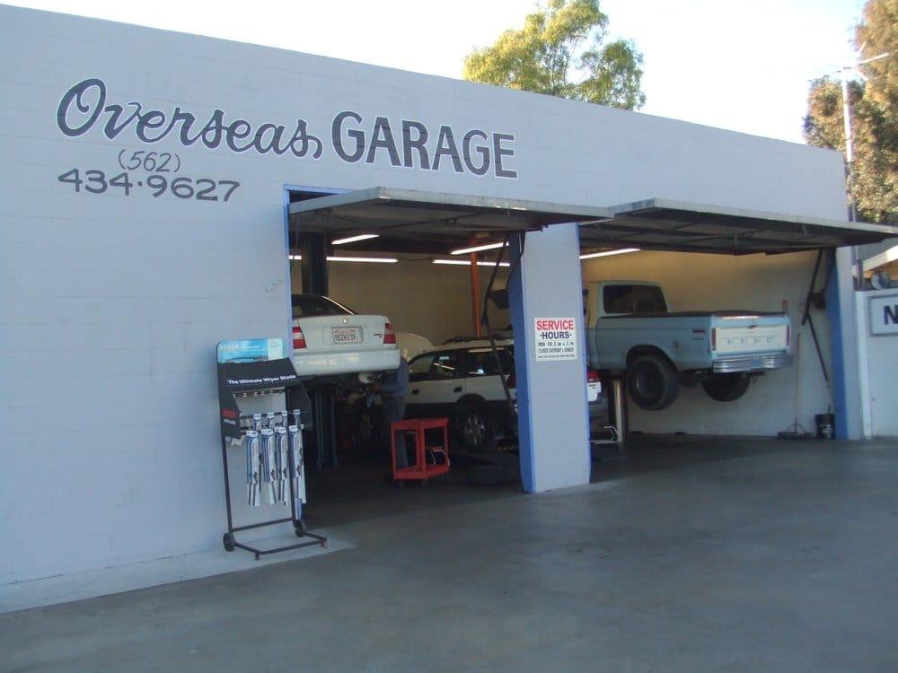 Overseas Garage 103 Reviews Auto Repair 3141 E 4th