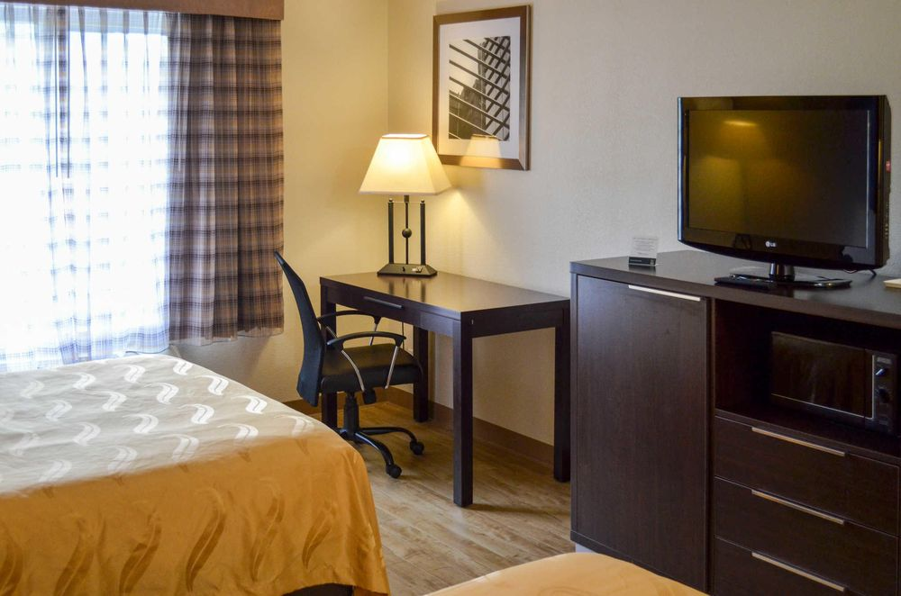 Quality Inn near Six Flags Discovery Kingdom-Napa Valley: 1185 Admiral Callaghan Ln, Vallejo, CA