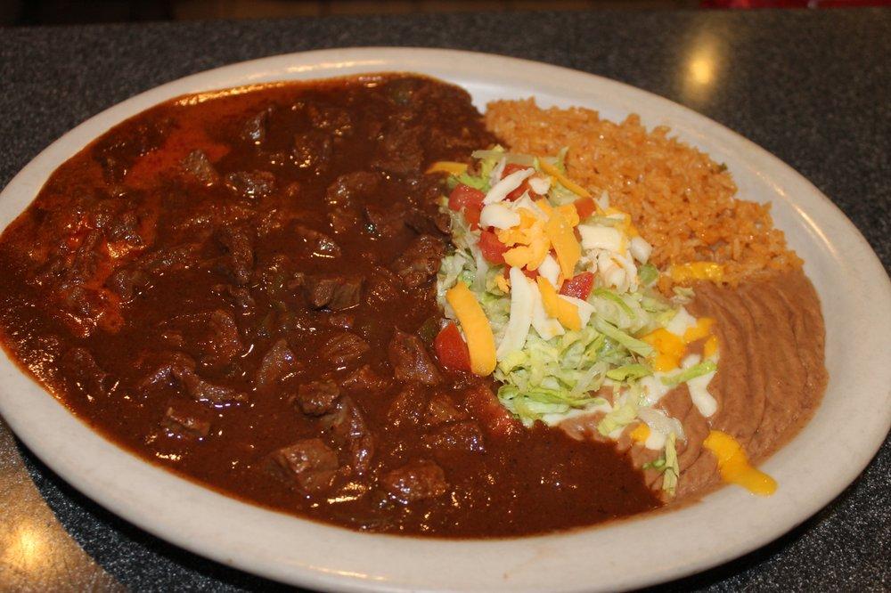 El Nopal Mexican Restaurant: 625 Cherry St, Sumas, WA