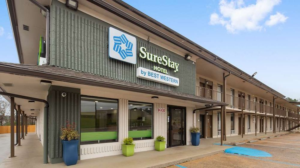 SureStay Hotel by Best Western Jasper: 200 The Mall Way, Jasper, AL