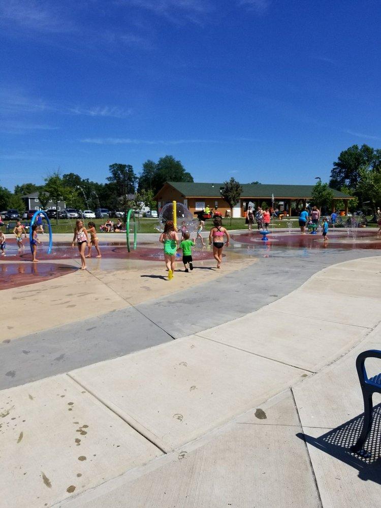 Social Spots from School Street Park