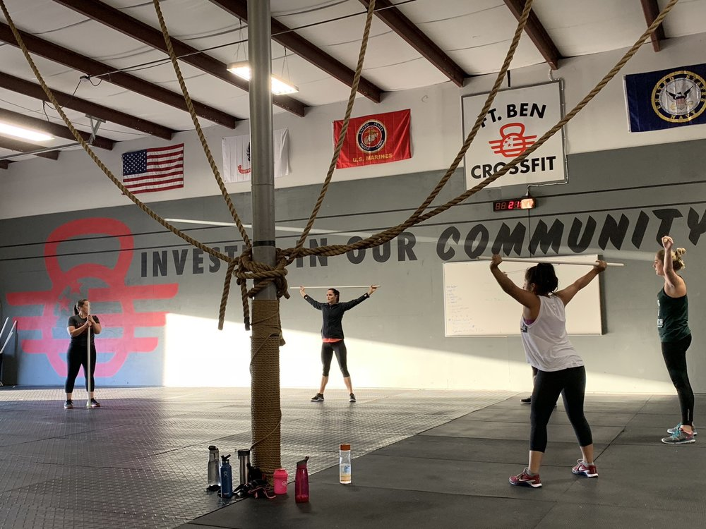 Ft. Ben Crossfit: 10605 Deme Dr, Indianapolis, IN