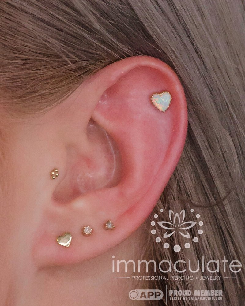 Immaculate Piercing: 2009 Greene St, Columbia, SC