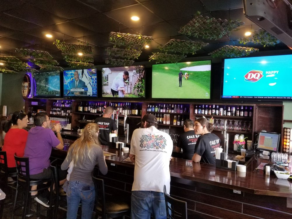 Sakeba Asian Pub & Grill: 5770 W Irlo Bronson Memorial Hwy, Kissimmee, FL