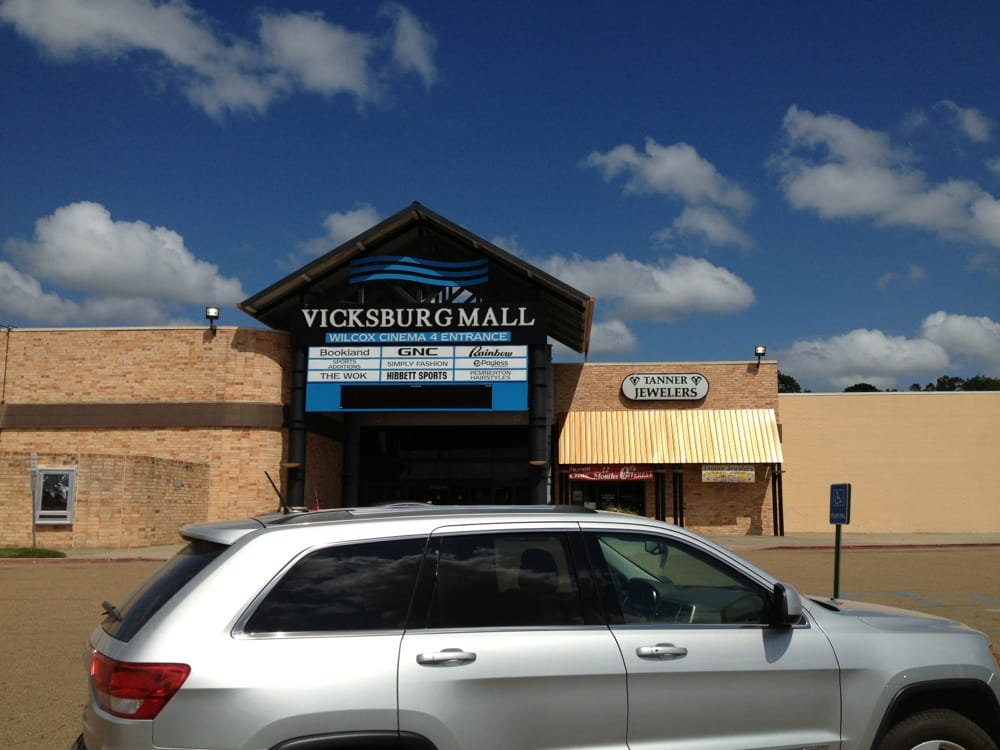 Vicksburg Mall: 3505 Pemberton Sq, Vicksburg, MS