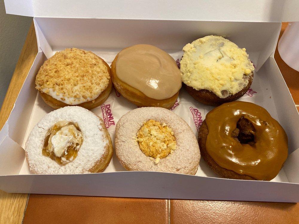 Portias Donut's: Rte 422 W, White Township, PA