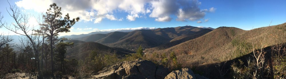 Lookout Trail and Mountain: Lookout Rd, Montreat, NC