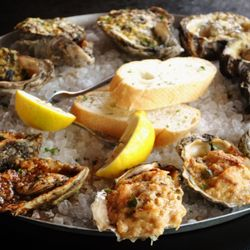 Photo Of Half Shell Oyster House Tuscaloosa Al United States Sampler