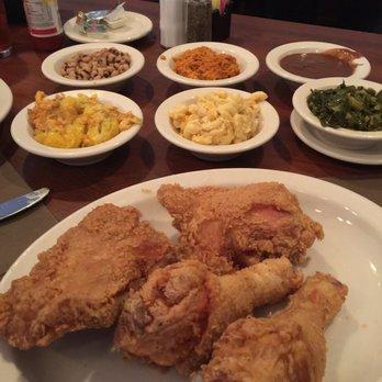 The Colonnade Restaurant Atlanta Ga Menu