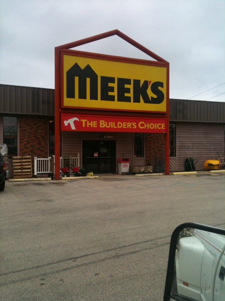 Meek's the Builder's Choice: 10875 N Service Rd, Bourbon, MO