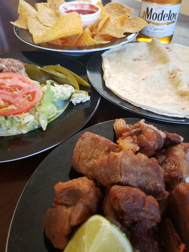 El Aguila Mexican Restaurant: 174 E Oak St, Mc Rae, GA