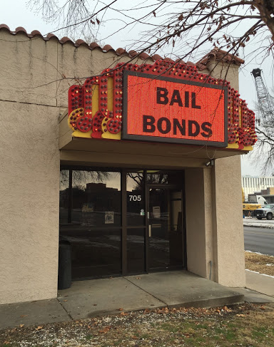 A Second Chance Bail Bonds: 705 N Broadway, Wichita, KS