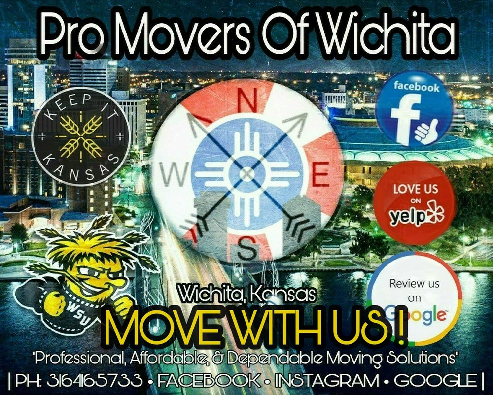 Pro Movers Of Wichita: Wichita, KS