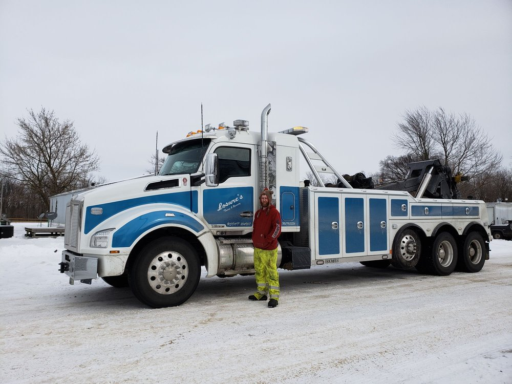 Towing business in Marion, IN