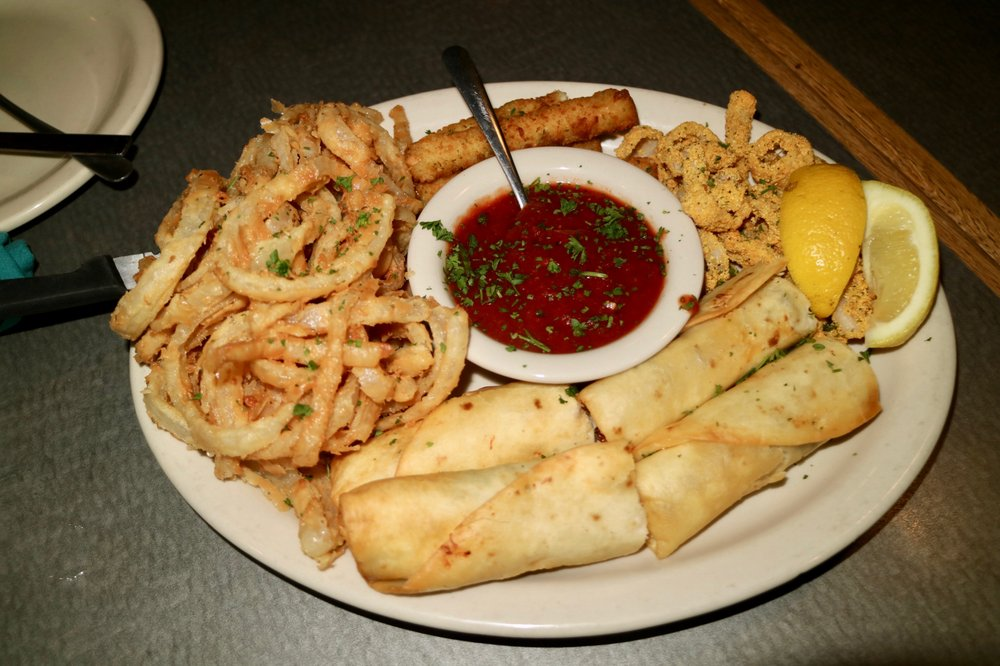 Social Spots from Railroad Seafood Station