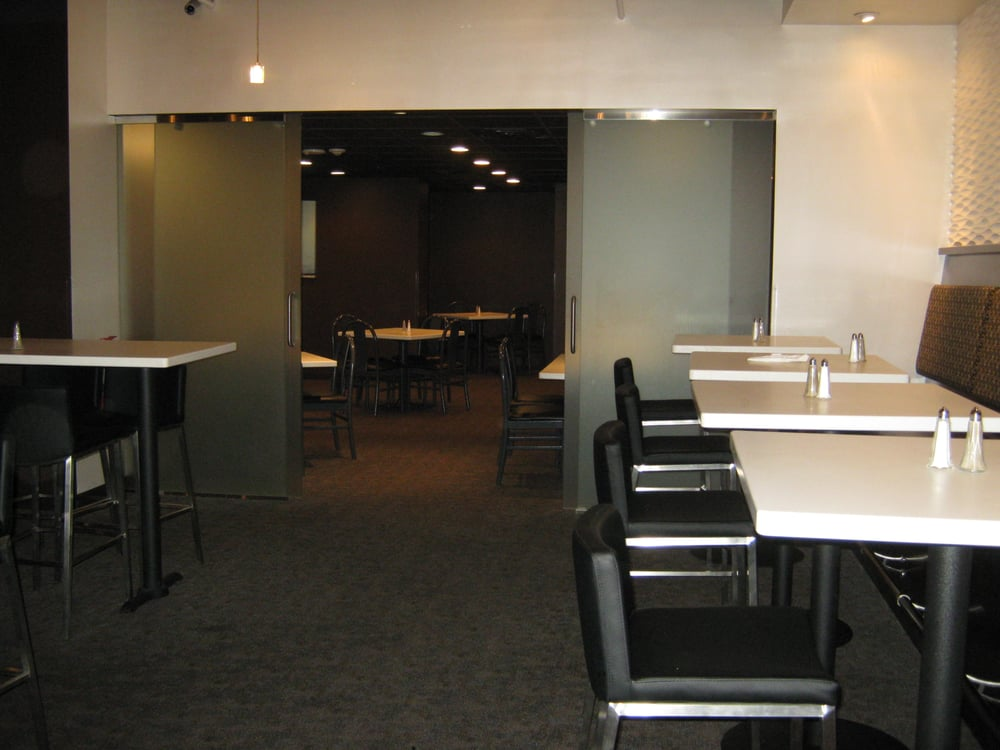Madison room is a private room seating up to 60 guest yelp for O bar private dining room